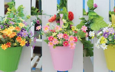 Kako da ulepšate terasu i baštu